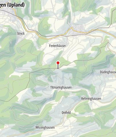 Map / km 62 / Graf Stolberg Hütte / Verpflegung
