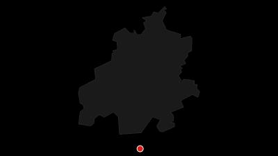 Karte / Weser-Radweg, 4. Etappe: Von Minden nach Nienburg