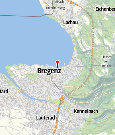 Map / BeachBar Bregenz