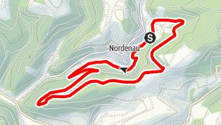 Karte / Wesenbergrunde