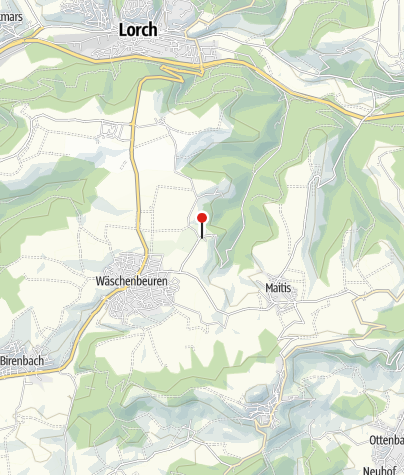 Karte / Gasthof Wäscherschloss