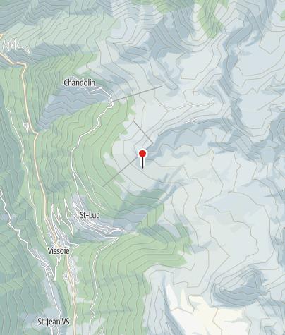 Carte / Cabane Bella Tola