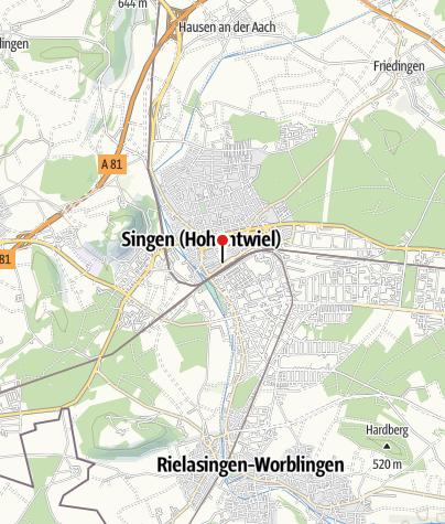 Karte / diverse Restaurant/Gaststätten