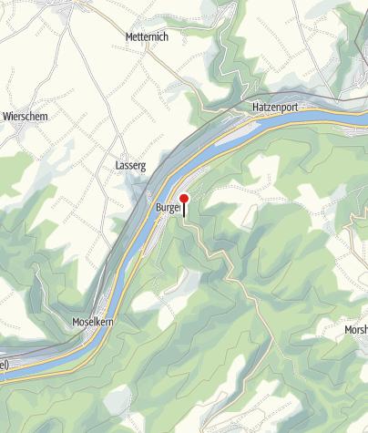 Map / Mosellandhotel Waldeck