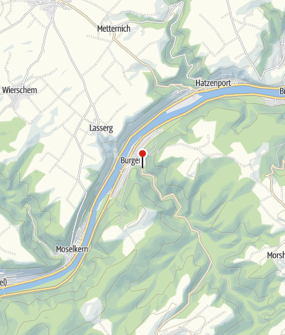 Karte / Mosellandhotel Waldeck