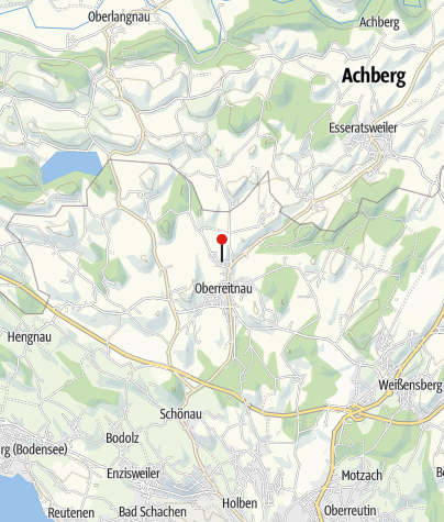 Karte / Ferienwohnungen am Emersberg
