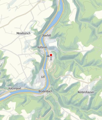 Karte / Fischers Ferienhaus