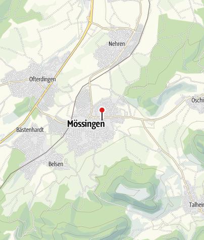 Map / Gasthof Ochsen