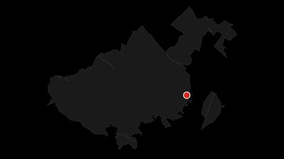 Mapa / Mediterrán magaslatokon és meseerdőkben: a Haraszt-hegyi tanösvény