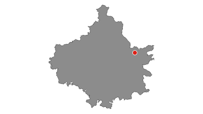 Kaart / Nister-Radweg