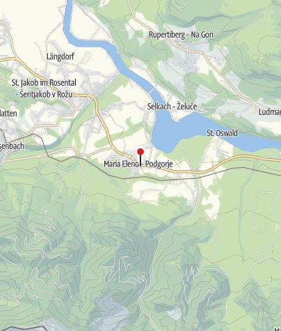 Karte / Gasthaus Auer