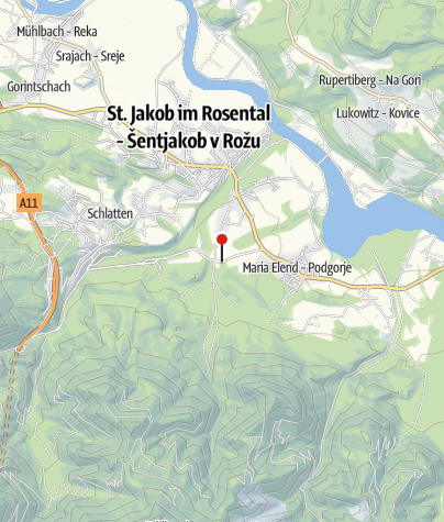 Karte / Gästehaus Christian Mikula