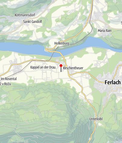 Karte / Ferienwohnungen Buchbauer