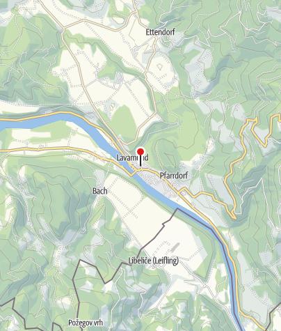 Karte / Privatpension Unterkircher