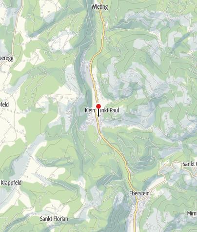 Karte / Landgasthof Sonnberger