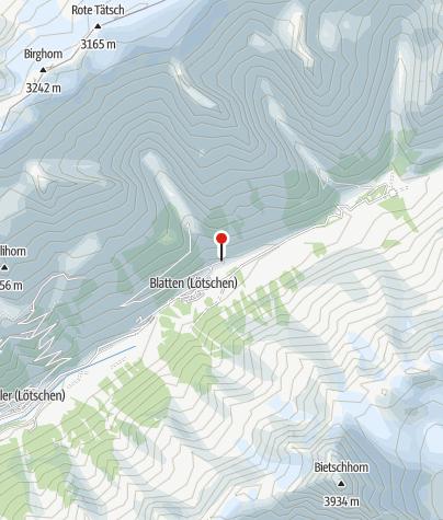 Carte / Bellwald-Henzen
