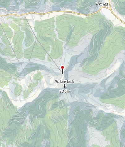 Map / Bergrestaurant Kaiserburg