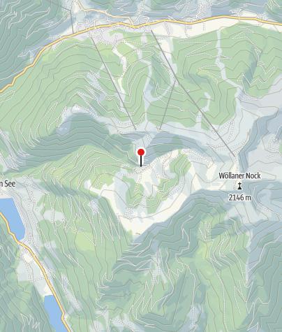 Map / Klamerhütte & Sennerei