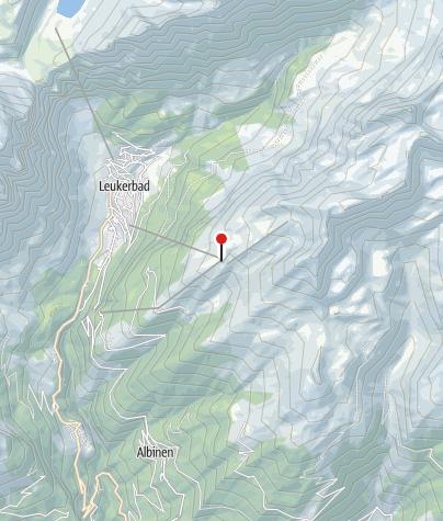 Map / Restaurant Rinderhütte