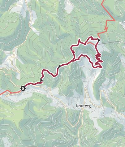 Karte / Belchen