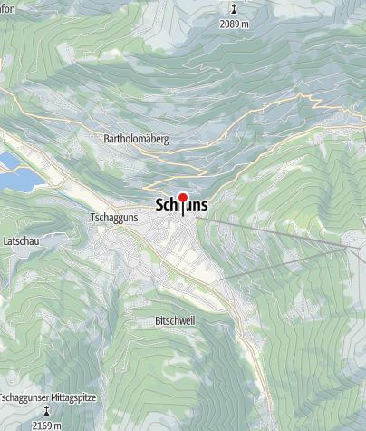 Karte / Hotel Taube