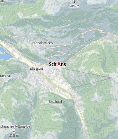 Karte / Alpinsportzentrum