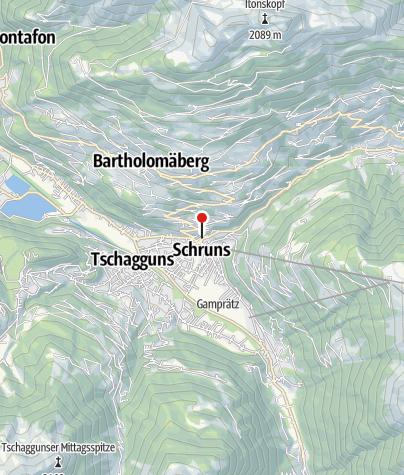 Karte / Kronengasse