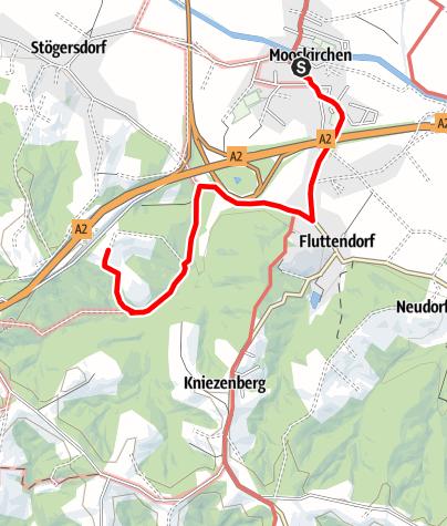 Karte / Wanderung Edenberg
