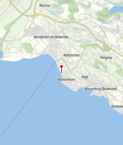Karte / Ferienwohnung Bodenseeblick
