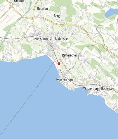 Karte / Hau am Nonnenstein