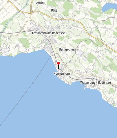 Karte / Ferienwohnung Lutz