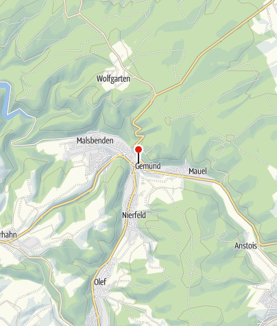 Map / Hotel Friedrichs
