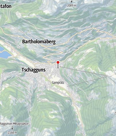 Kaart / Alte Totenkapelle