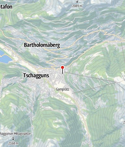 Karte / Alte Totenkapelle