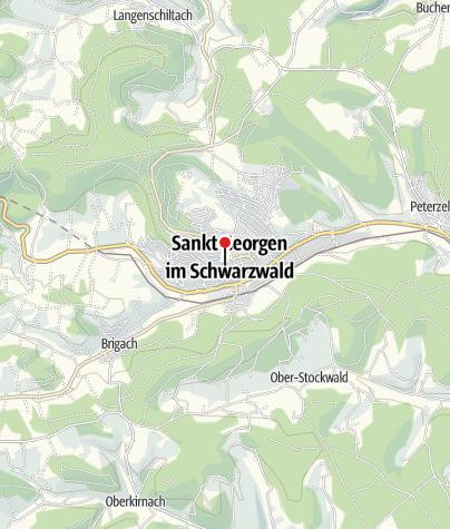Karte / Tourist-Information St. Georgen