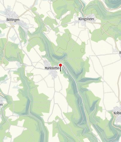 Karte / Kletterpark und Märchengolfanlage Hirsch-Erlebniswald