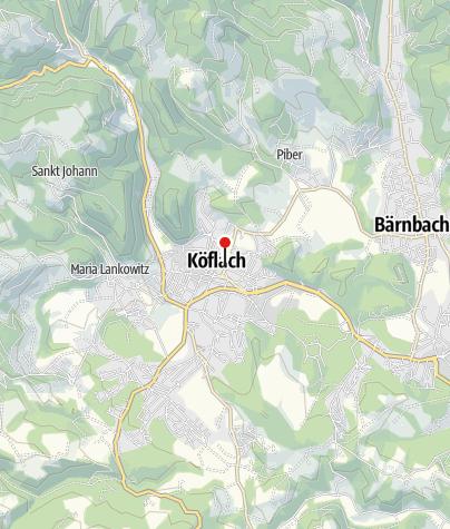 Karte / Café Elisabeth