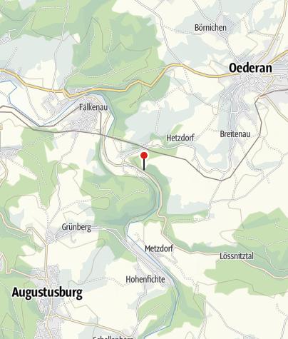 Karte / Aussichtspunkt Bastei