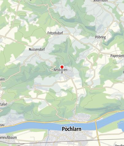Map / Pfarramt Artstetten