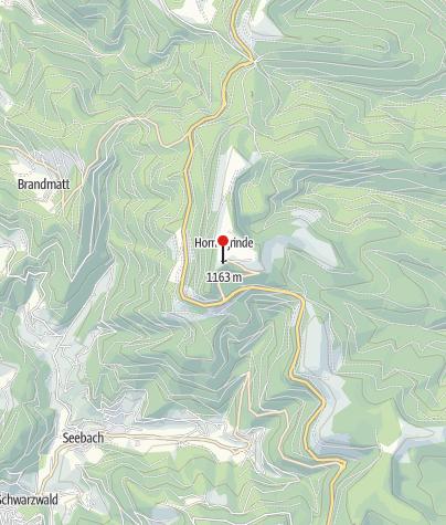 Karte / Grinde-Hütte