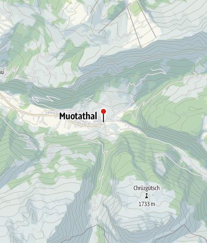 Karte / Restaurant Schlüssel