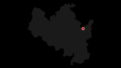 Mapa / Hádecké lesy - předsilvestrovský NW běh, 9,3 km.