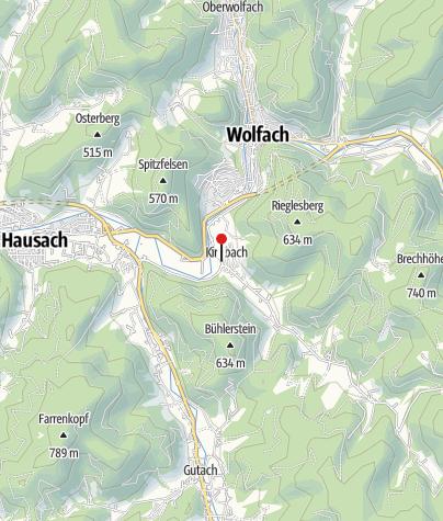 Karte / Hotel Kirnbacher Hof