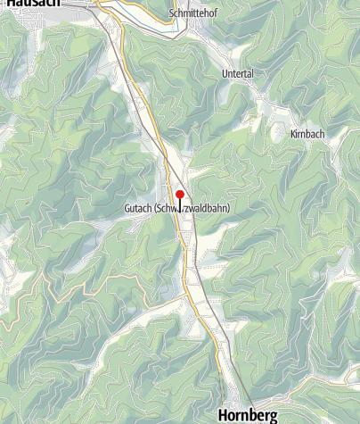 Karte / Cafè Dorfbeck