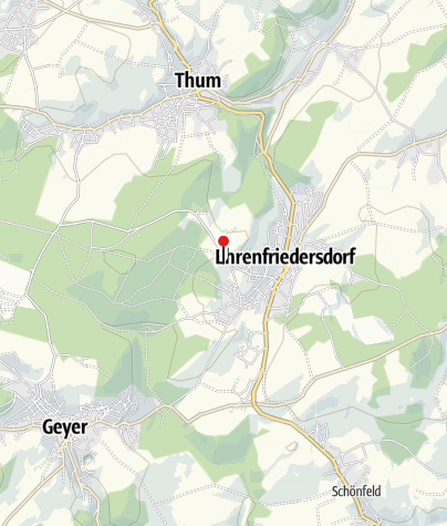 Karte / Parkplatz - An der Skihütte Albin-Langer-Weg