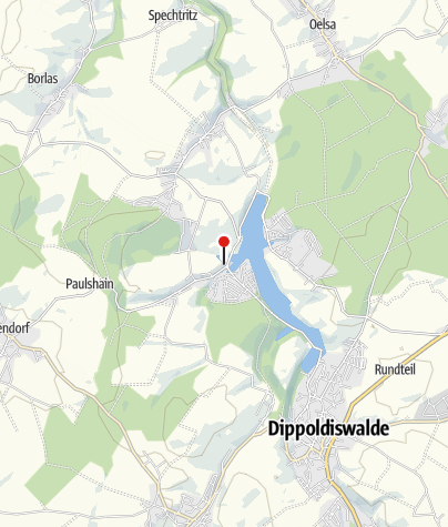 Karte / Landhotel Paulsdorf