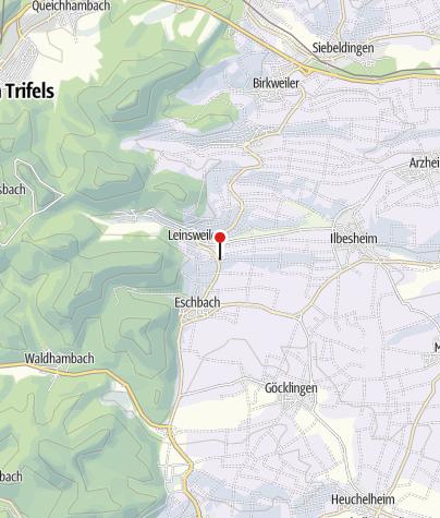 Karte / Hotel-Restaurant Leinsweiler Hof