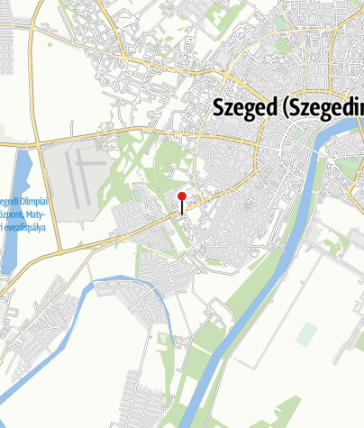 Map / Szeged - Városi Műjégpálya