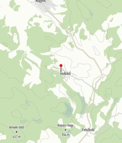 Térkép / Szent Márton-templom, Hollókő