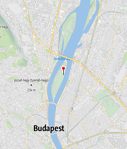 Map / Margitszigeti domonkos rendi kolostorromok